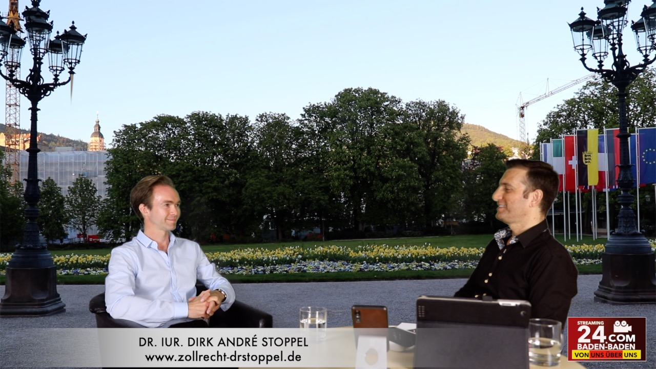 Interview mit Dr. Dirk André Stoppel